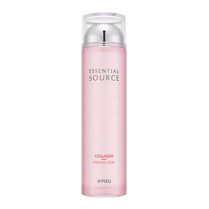 Тонер для лица A'Pieu Essential Source Collagen Firming Skin