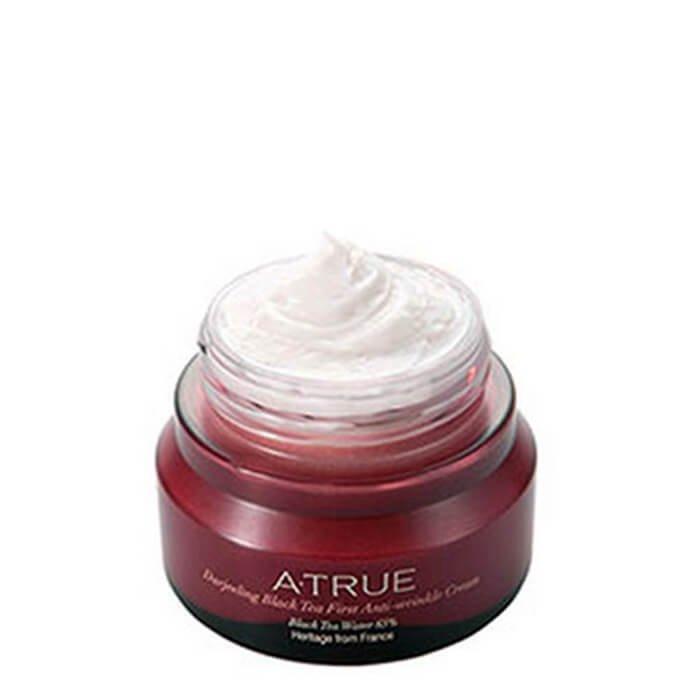 Крем для лица A-True Darjeeling Black Tea First Anti-Wrinkle Cream