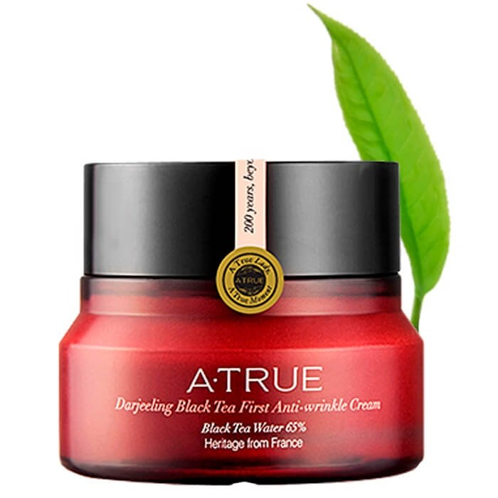 Крем для лица A-True Darjeeling Black Tea First Anti-Wrinkle Cream