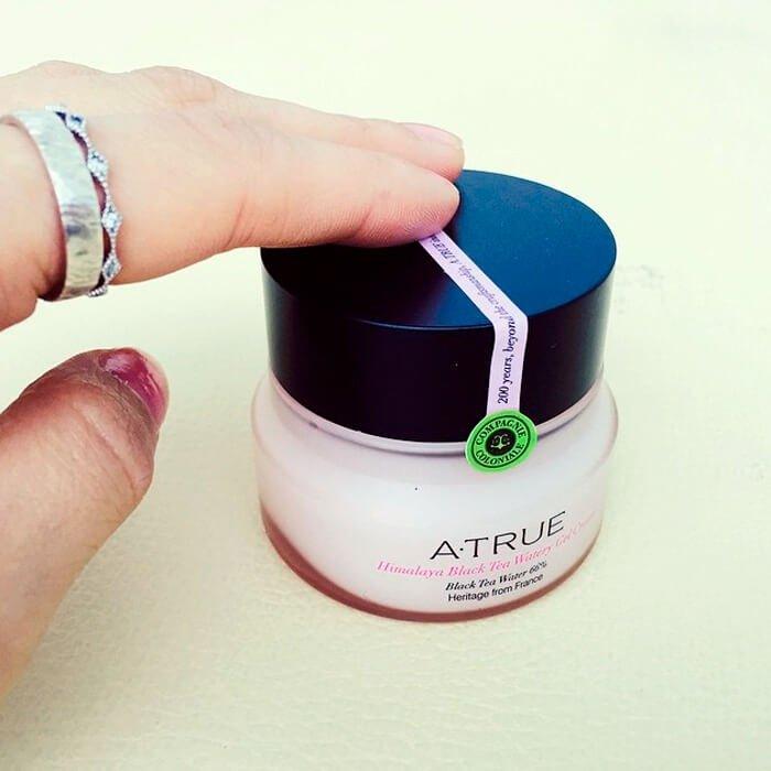 Крем для лица A-True Himalaya Black Tea Moist Deep Cream