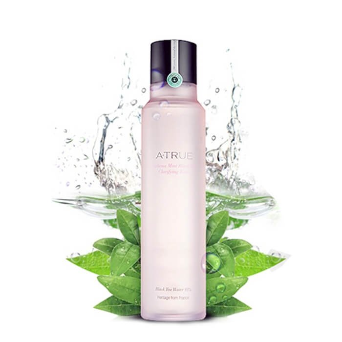 Тонер для лица A-True Verbena Mint Black Tea Clarifying Toner