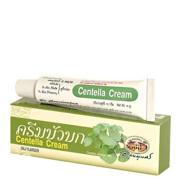 Мазь для тела Abhaibhubejhr Centella Cream