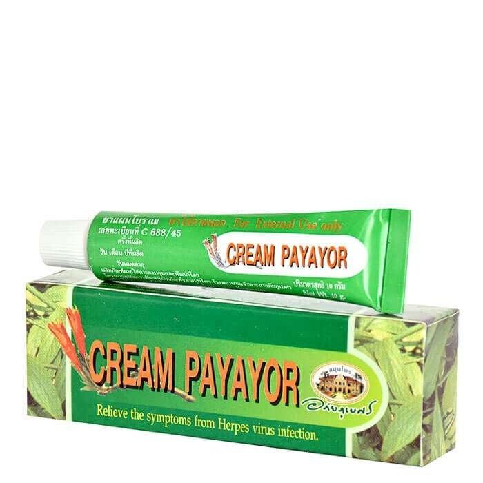Мазь для тела Abhaibhubejhr Payayor Cream