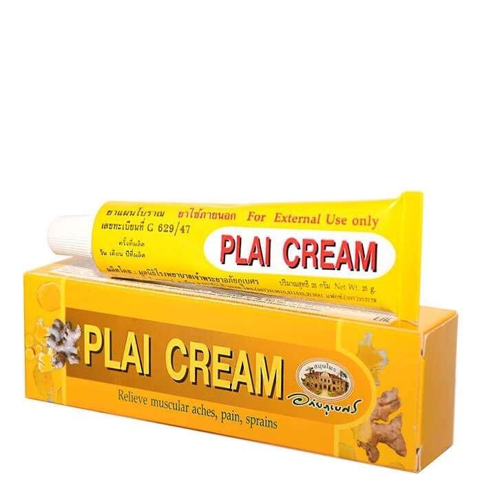 Мазь для тела Abhaibhubejhr Plai Cream