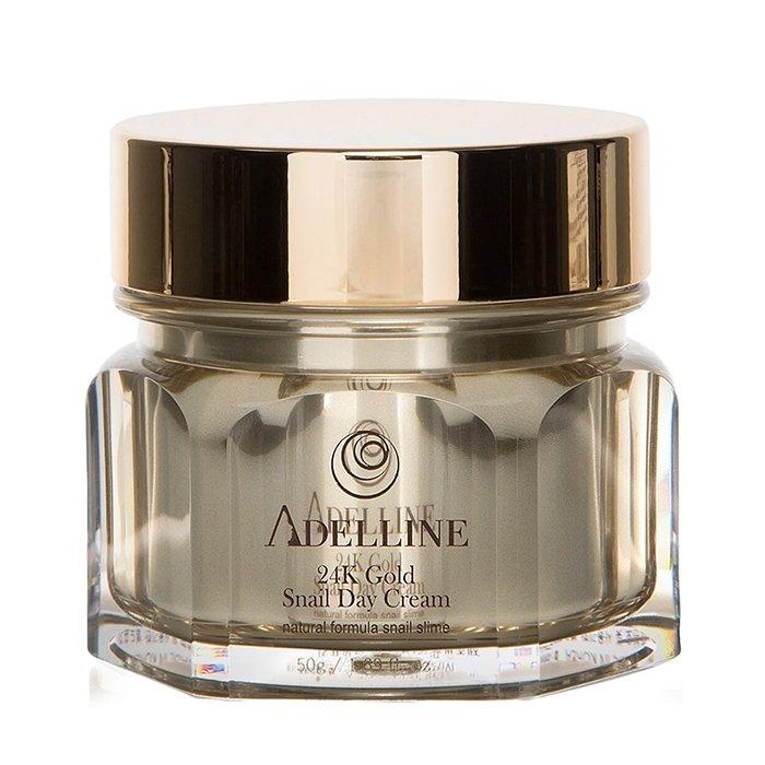 Крем для лица Adelline 24K Gold Snail Day Cream (50 г)