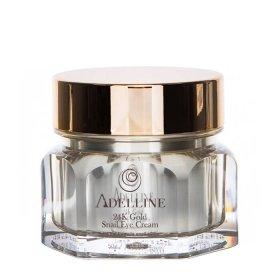 Крем для век Adelline 24K Gold Snail Eye Cream