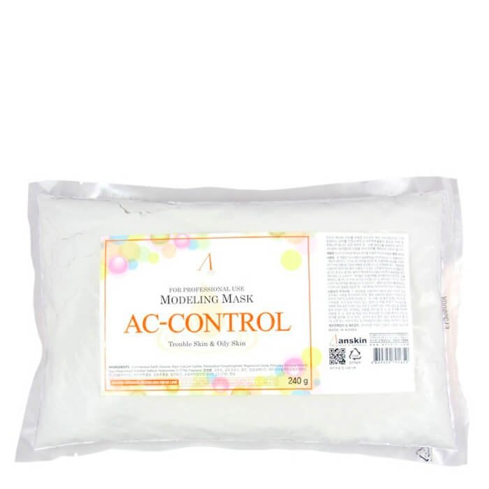 Альгинатная маска Anskin AC Control Modeling Mask (Refill)