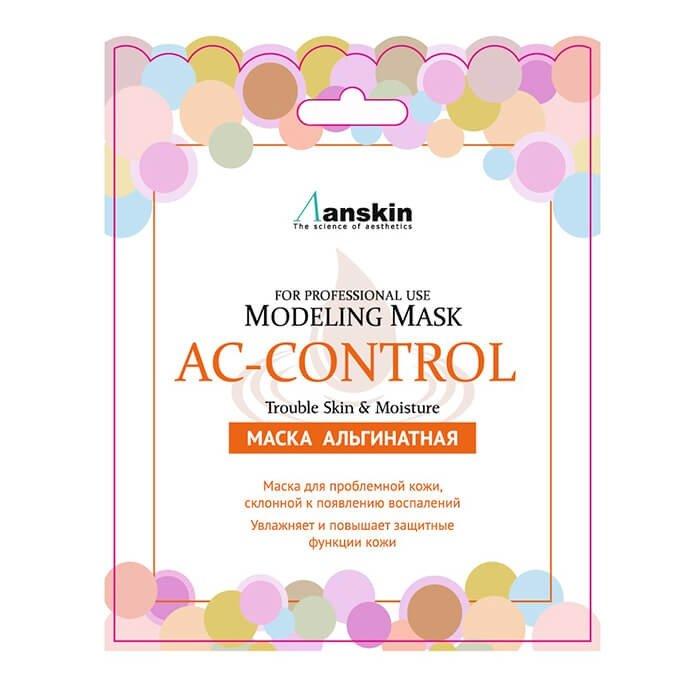Альгинатная маска Anskin AC Control Modeling Mask (Sachet)