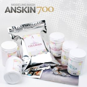 Альгинатная маска Anskin Collagen Modeling Mask (Refill)