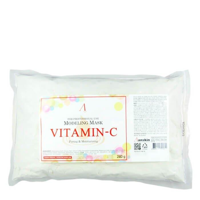 Альгинатная маска Anskin Vitamin-C Modeling Mask (Refill)