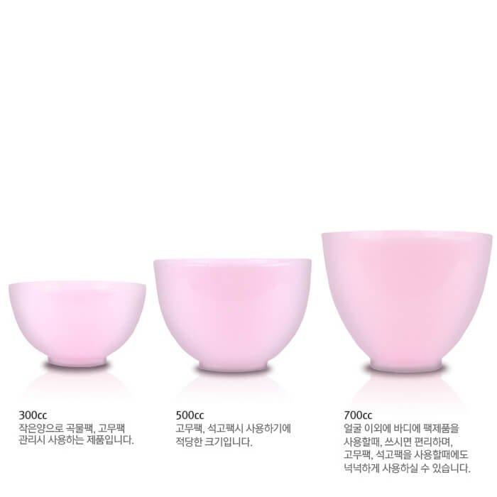 Чаша для смешивания маски Anskin Rubber Bowl