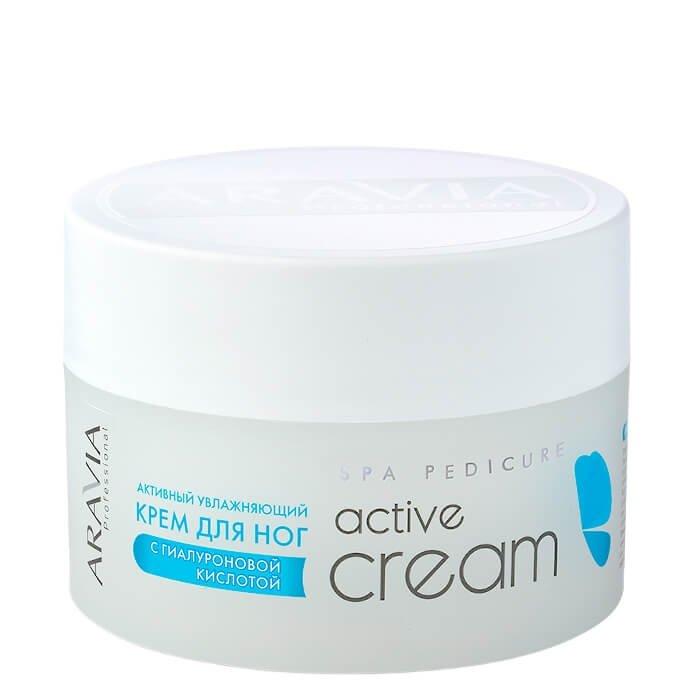 Крем для ног Aravia Active Cream