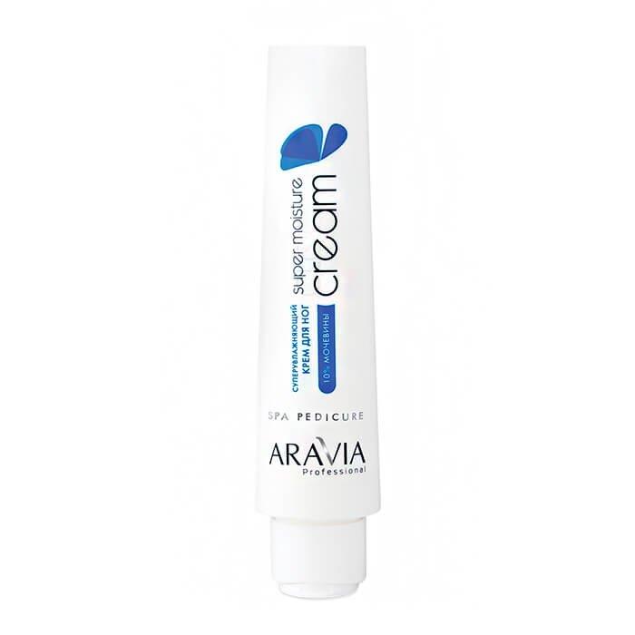 Крем для ног Aravia Super Moisture Cream