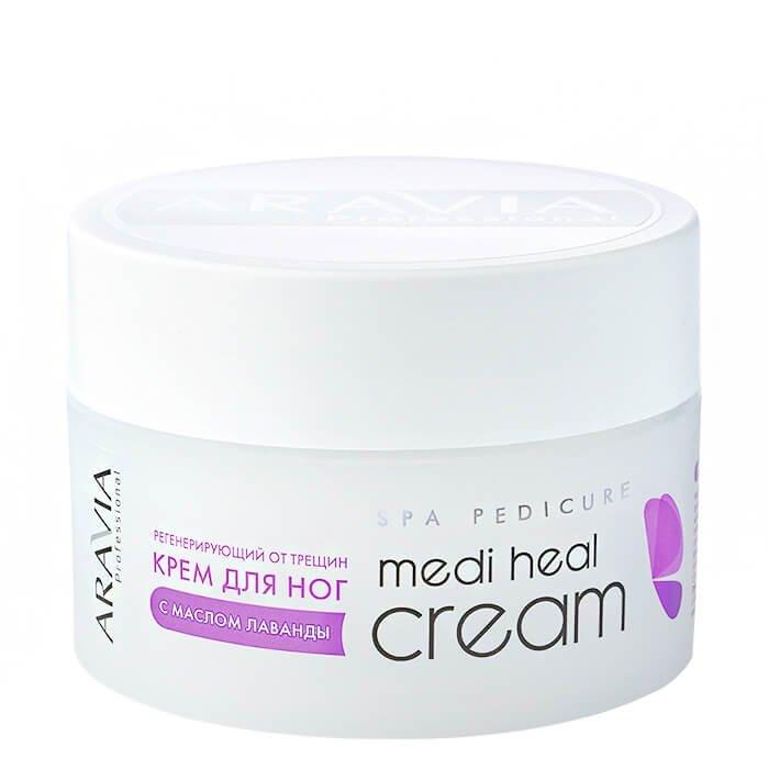 Крем для рук и ног Aravia Medi Heal Cream