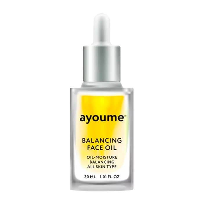 Масло для лица Ayoume Balancing Face Oil With Sunflower