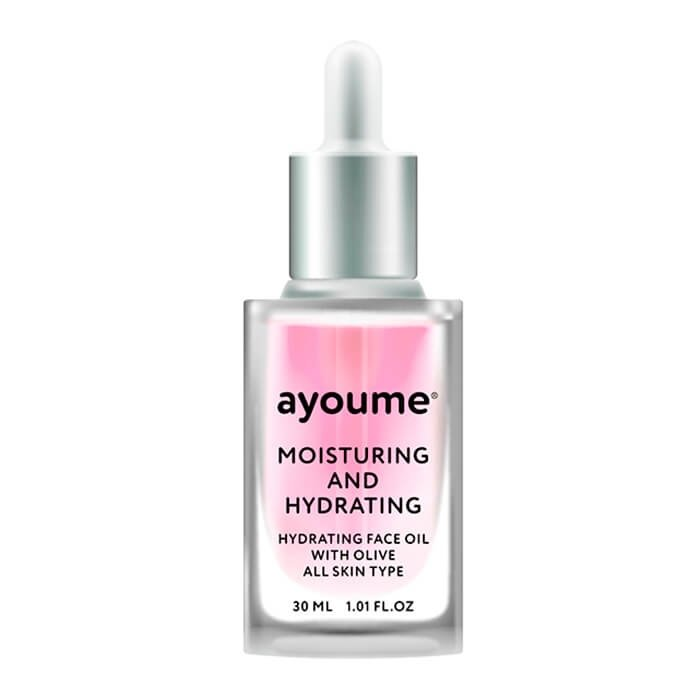 Масло для лица Ayoume Moisturizing & Hydrating Face Oil With Olive
