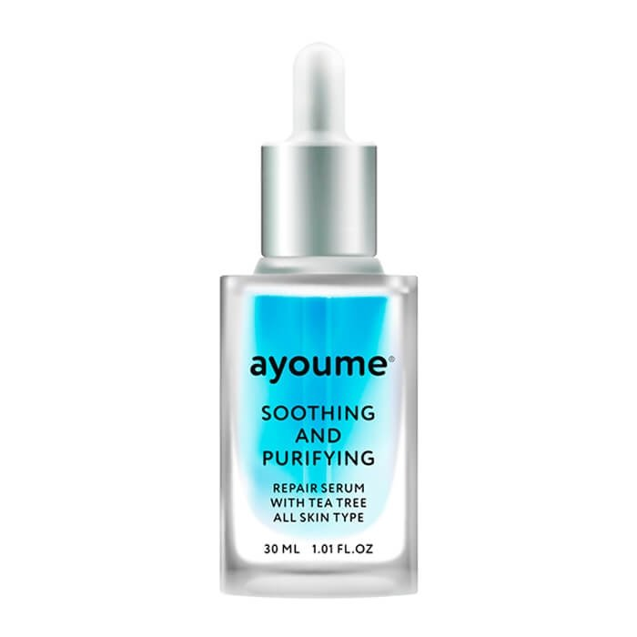 Сыворотка для лица Ayoume Tea Tree Soothing & Purifying Serum
