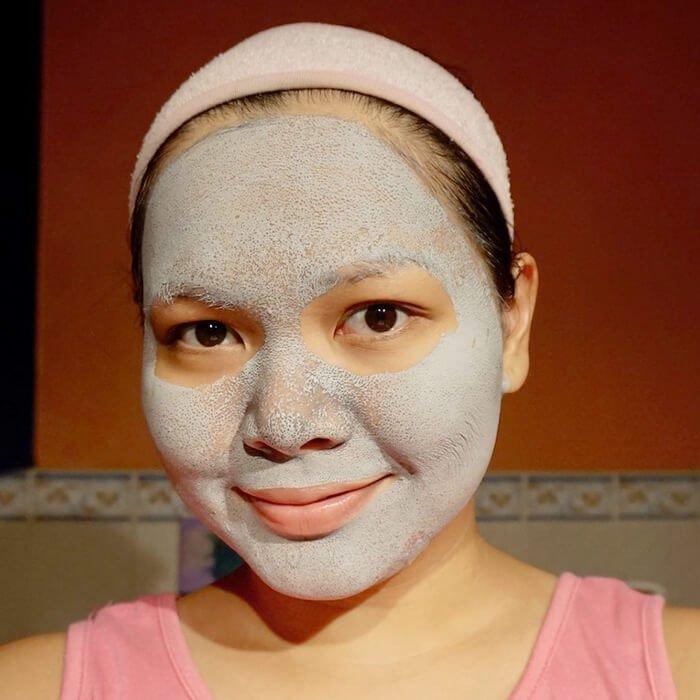 Глиняная маска Banila Co. The Blacks Cooling Clay Mask - Ice