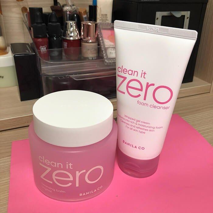 Очищающая пенка Banila Co. Clean It Zero Foam Cleanser