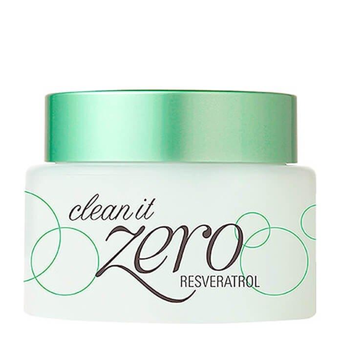 Очищающий щербет Banila Co. Clean It Zero Resveratrol