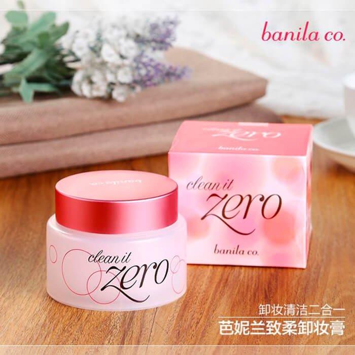 Очищающий щербет Banila Co. Clean It Zero