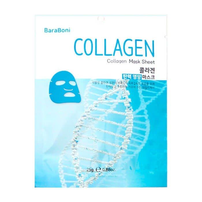 Тканевая маска Baraboni Collagen Mask Sheet