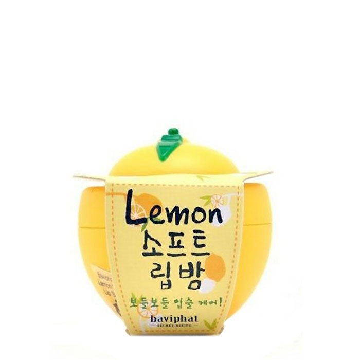 Бальзам для губ Urban Dollkiss Lemon Soft Lip Balm