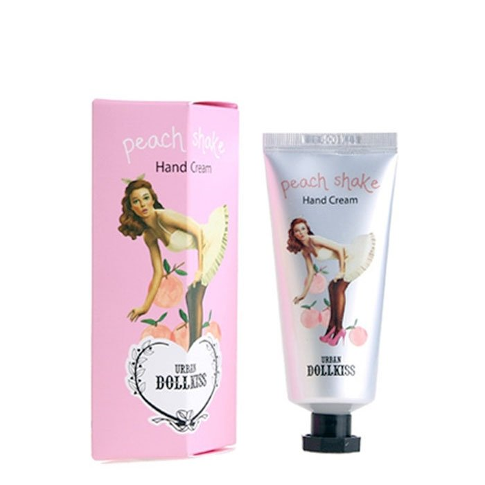 Крем для рук Urban Dollkiss Peach Shake Hand Cream
