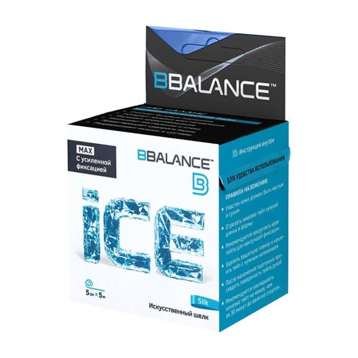 Кинезио тейп BBTape Ice Max (5см*5м)