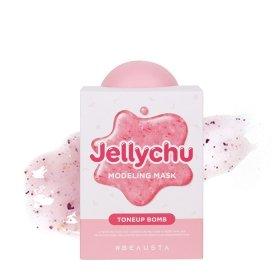 Альгинатная маска Beausta Jellychu Modeling Mask Tone-Up Bomb