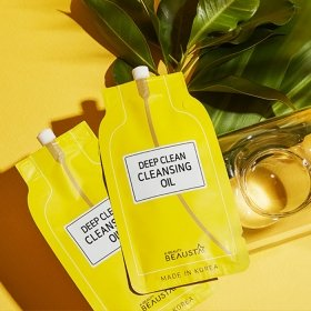 Гидрофильное масло Beausta Deep Clean Cleansing Oil