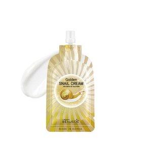 Крем для лица Beausta Golden Snail Cream