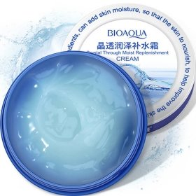Крем для лица BioAqua Crystal Through Moist Replenishment Cream
