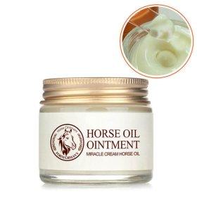 Крем для лица Bioaqua Horse Ointment Cream (70 г)