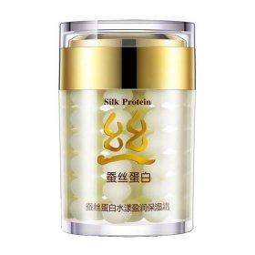 Крем для лица Bioaqua Silk Protein Cream