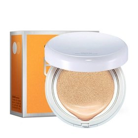 Кушон для лица BioAqua Air Cushion Baby Skin Whitening BB Cream