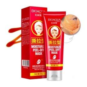 Маска-плёнка BioAqua Moisturize Peel-Off Mask