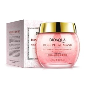 Ночная маска Bioaqua Rose Petal Mask