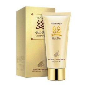 Пенка для умывания BioAqua Silk Protein Aqua Shiny Cleanser