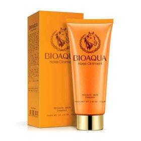 Пенка для умывания с лошадиным маслом Bioaqua Horse Ointment Foam