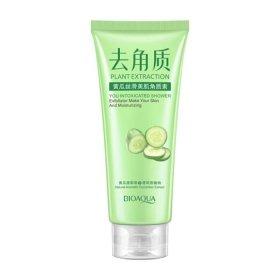 Пилинг для лица BioAqua Plant Extraction You Intoxicated Shower Exfoliator Cucumber