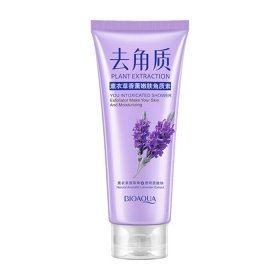 Пилинг для лица BioAqua Plant Extraction You Intoxicated Shower Exfoliator Lavender