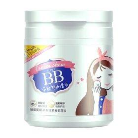 Салфетки для снятия макияжа BioAqua Super BB Eraser Show