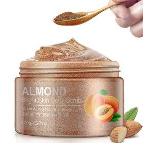 Скраб для тела BioAqua Almond Bright Skin Body Scrub