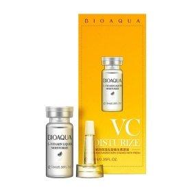 Сыворотка для лица BioAqua L-Vitamin Liquid Moisturizing Serum