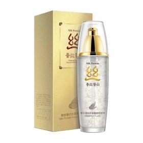 Тонер для лица BioAqua Silk Protein Hyaluronic Acid Liquid Toner