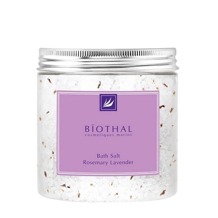 Соль для ванны Biothal Bath Salt Rosemary Lavender