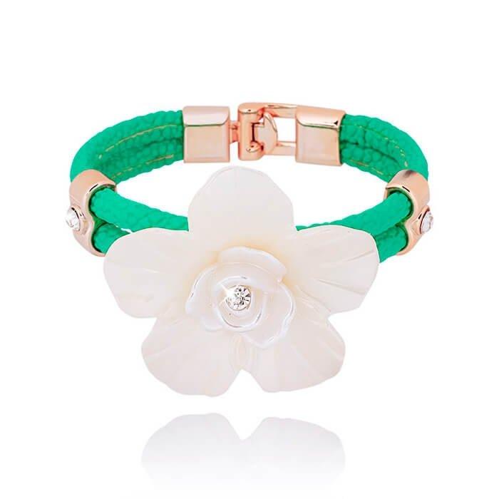 Браслет на руку Mia Collection - White Flower
