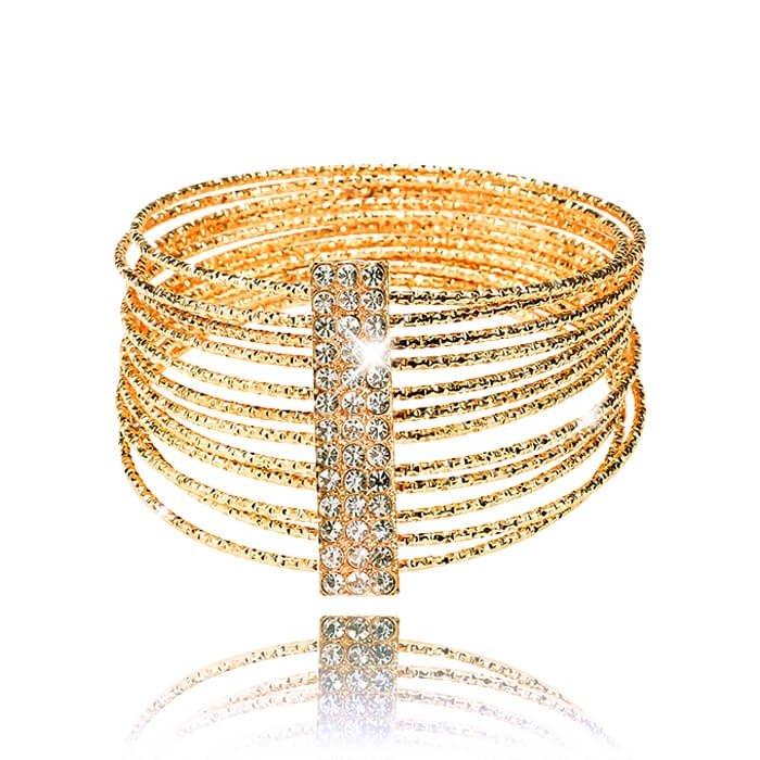 Браслет на руку Tutti Frutti - Gold Rings