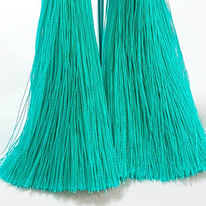 Серьги-кисти Wizard Brush - Robin's Egg Blue